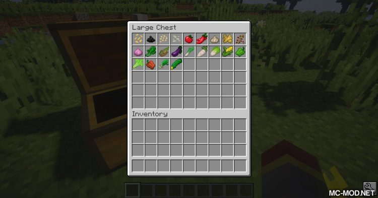 Cuisine mod for Minecraft 23