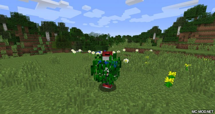 DrCrayfishs Battle Royale mod for minecraft 09