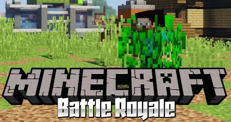 DrCrayfishs Battle Royale mod for minecraft logo