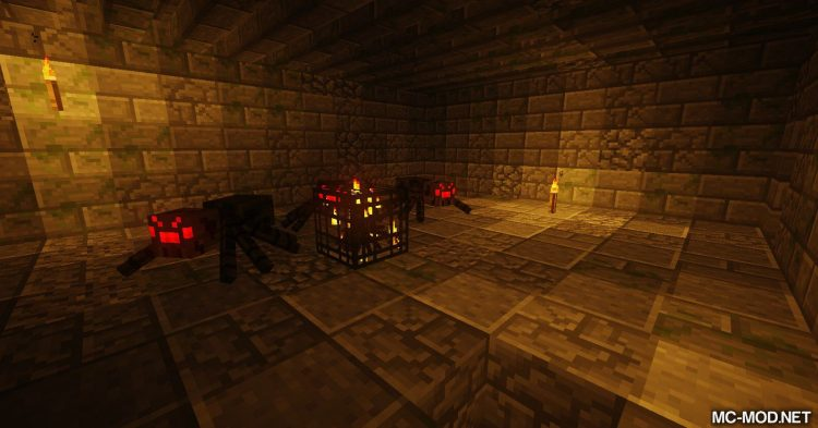 Dungeons2 mod for Minecraft (17)