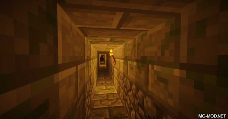 Dungeons2 mod for Minecraft (2)