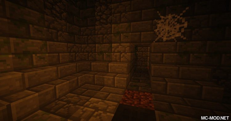 Dungeons2 mod for Minecraft (4)