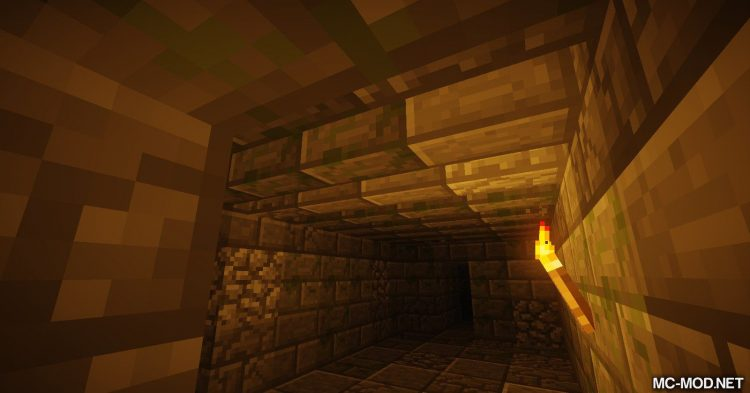 Dungeons2 mod for Minecraft (7)