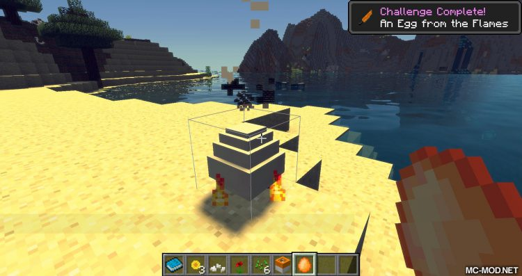 Exotic Birds mod for minecraft 10