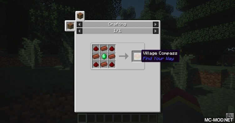 Find Your Way mod for Minecraft (7)
