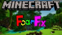 FoamFix mod for minecraft logo