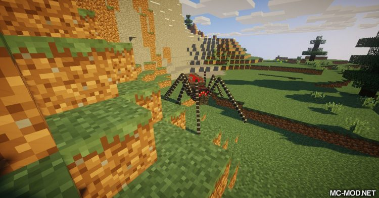 Hated Mobs mod for Minecraft 12