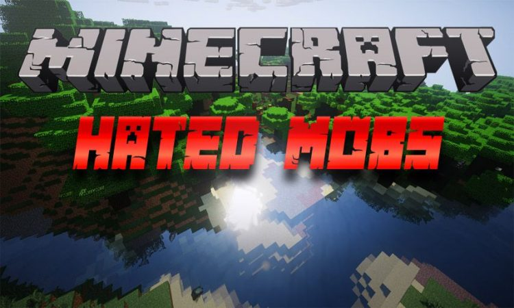 Hated Mobs mod for Minecraft logo