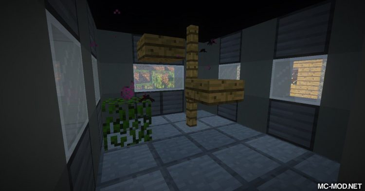 HeroesExpansion mod for Minecraft 01