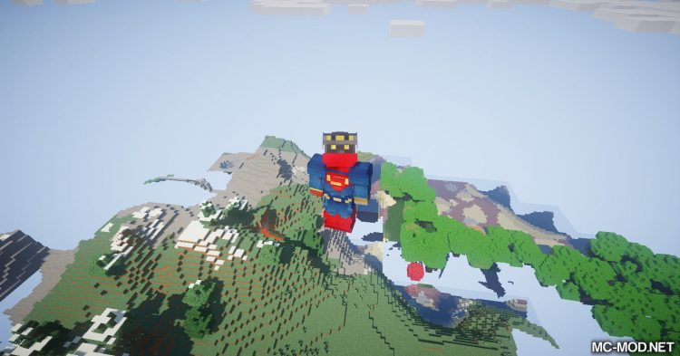 HeroesExpansion mod for Minecraft 14