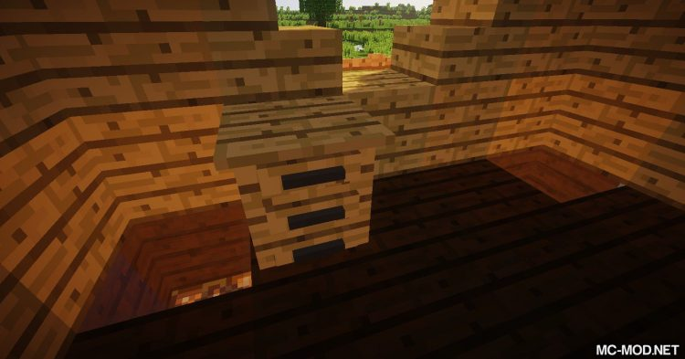 MCDecorations mod for Minecraft 05