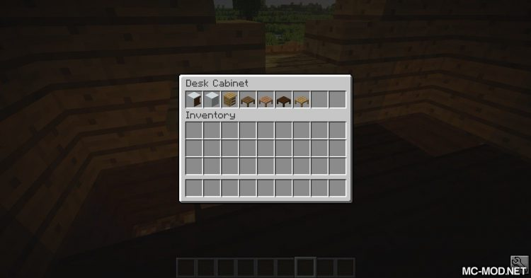MCDecorations mod for Minecraft 06
