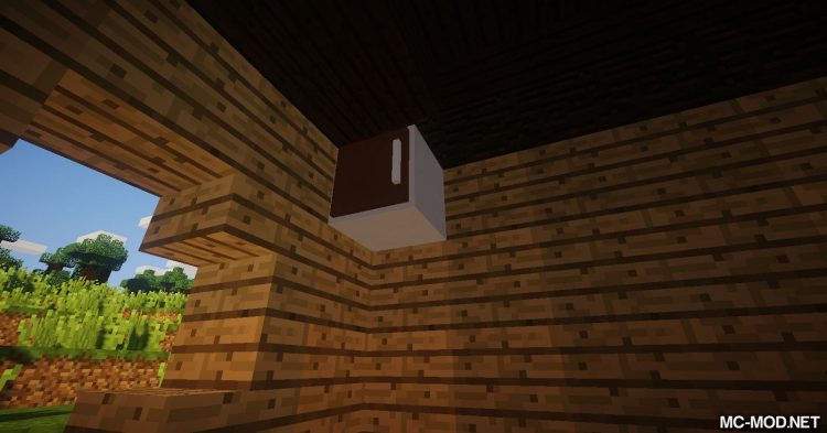 MCDecorations mod for Minecraft 07