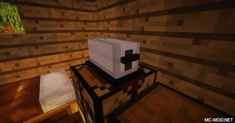 MCDecorations mod for Minecraft 09