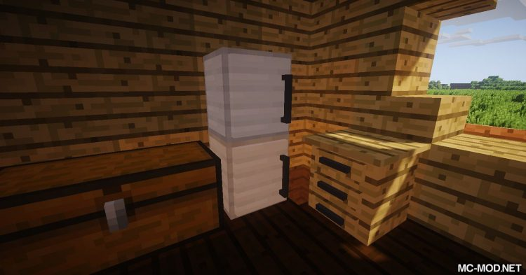 MCDecorations mod for Minecraft 10