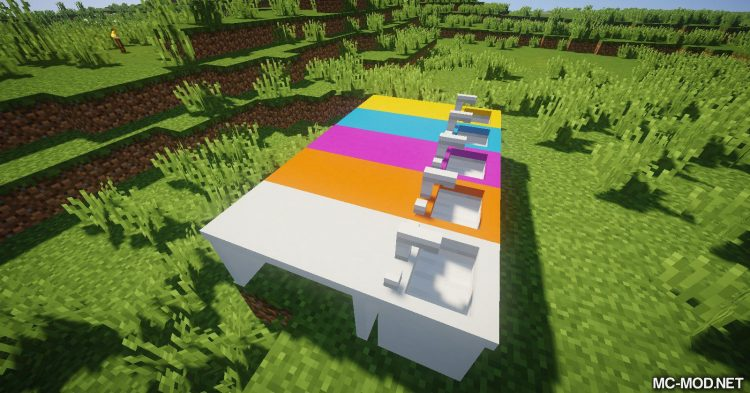 MCDecorations mod for Minecraft 13