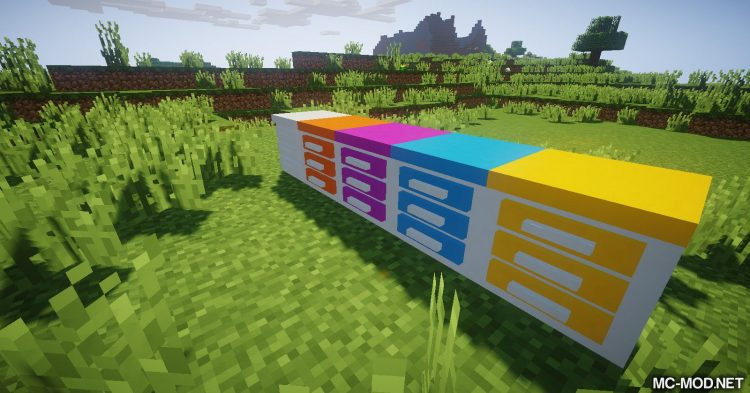 MCDecorations mod for Minecraft 14
