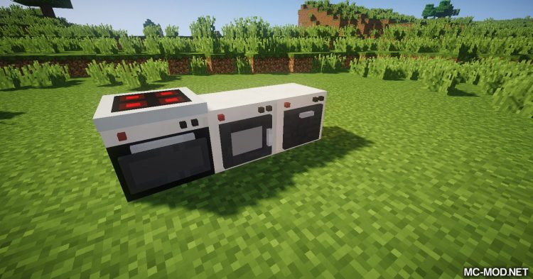 MCDecorations mod for Minecraft 15