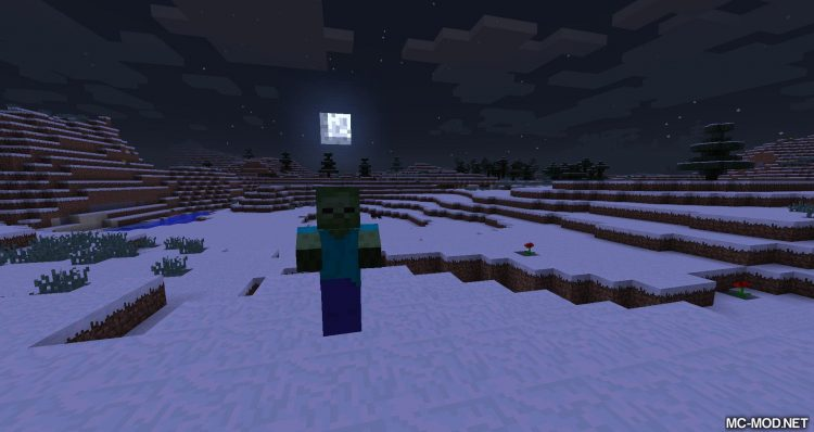 Mob Sunscreen mod for minecraft 03