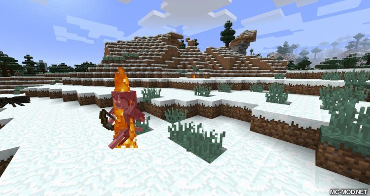 Mob Sunscreen mod for minecraft 05