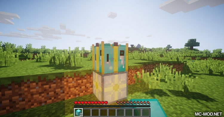 NetherClone mod for Minecraft 09