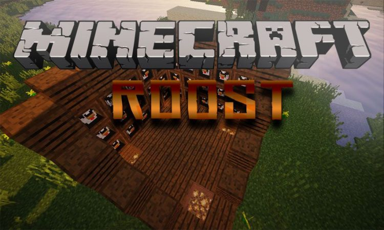 Roost mod for Minecraft logo
