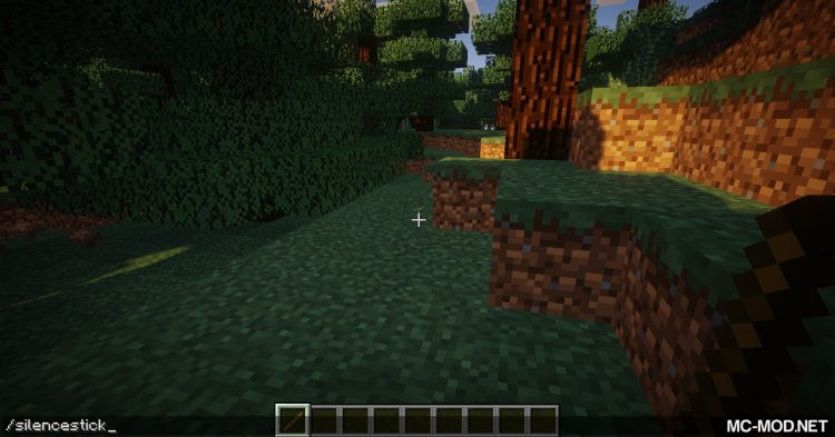 Silence Mobs mod for Minecraft (1)