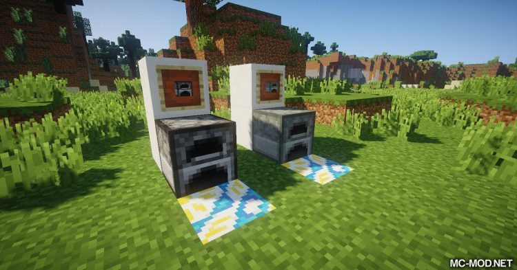 Simple Furnace mod for Minecraft (3)