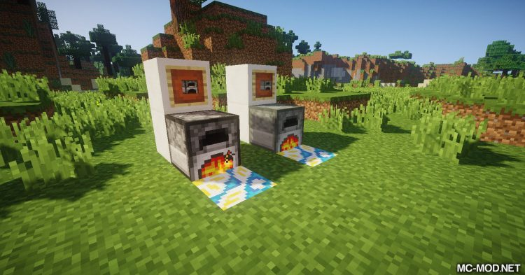 Simple Furnace mod for Minecraft (4)