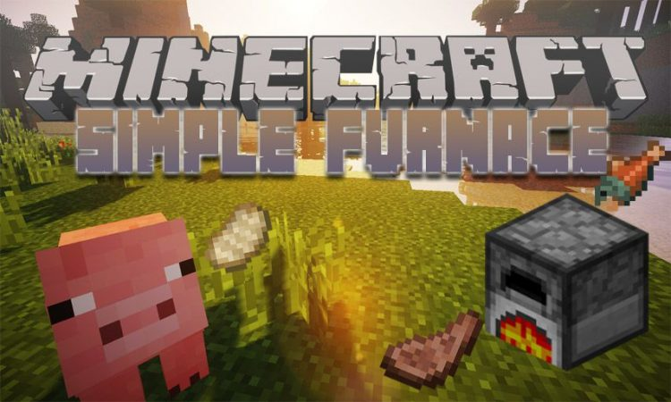 Simple Furnace mod for Minecraft logo