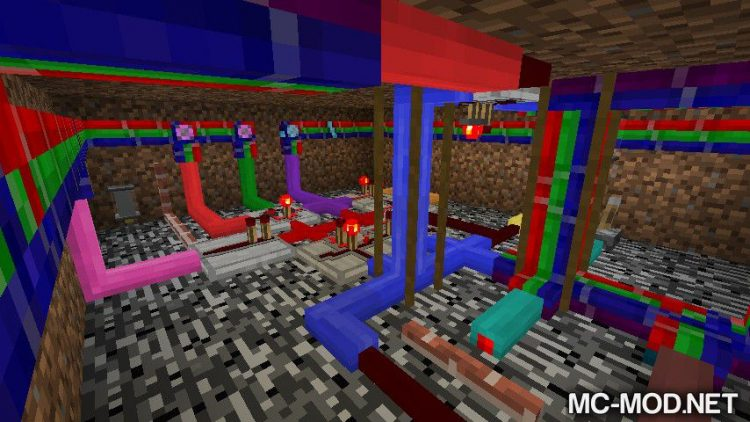 SimpleLogic Wires mod for minecraft 06