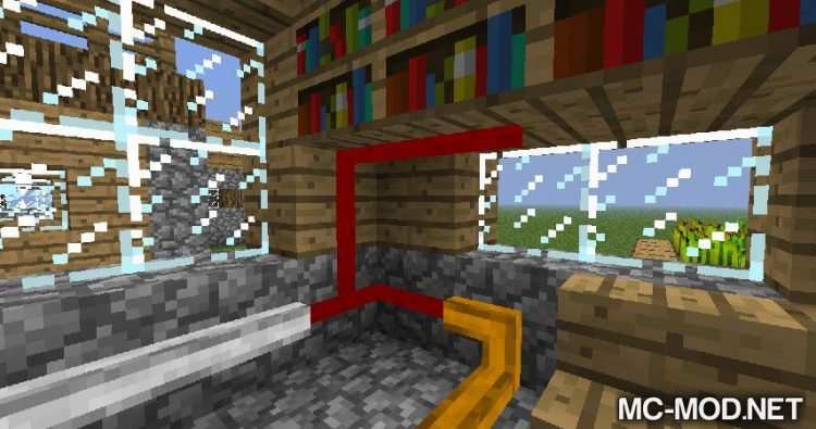 SimpleLogic Wires mod for minecraft 07