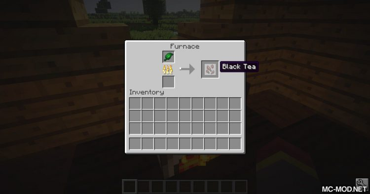 Simply Tea! mod for Minecraft 05