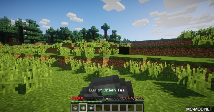 Simply Tea! mod for Minecraft 14