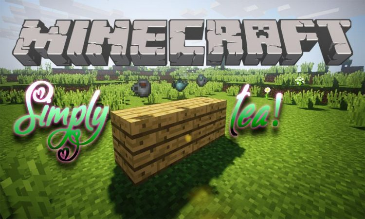 Simply Tea! mod for Minecraft logo