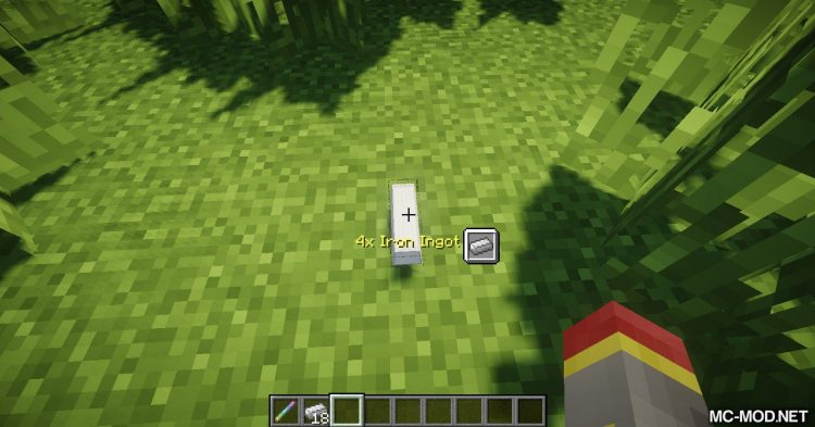 Stackable mod for Minecraft (1)