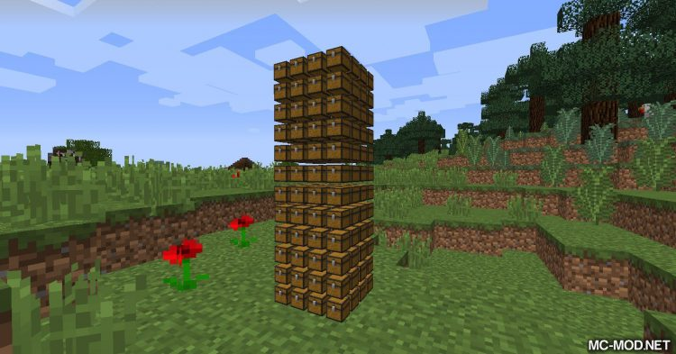 Stackable mod for Minecraft (7)
