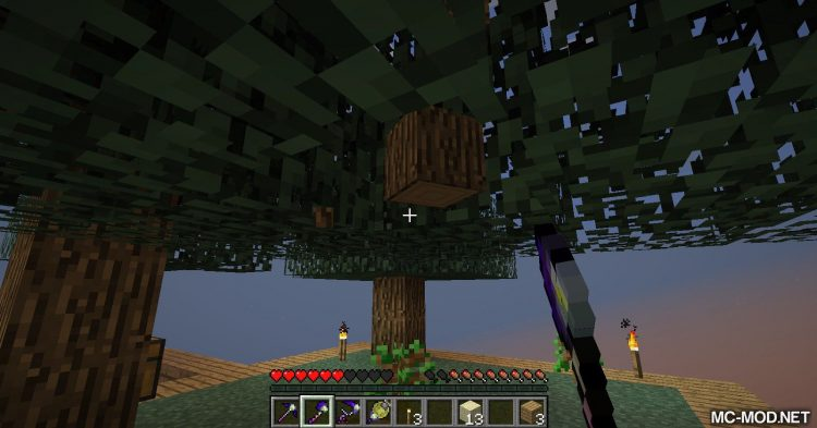 Tinker_s Skyblock mod for Minecraft 05