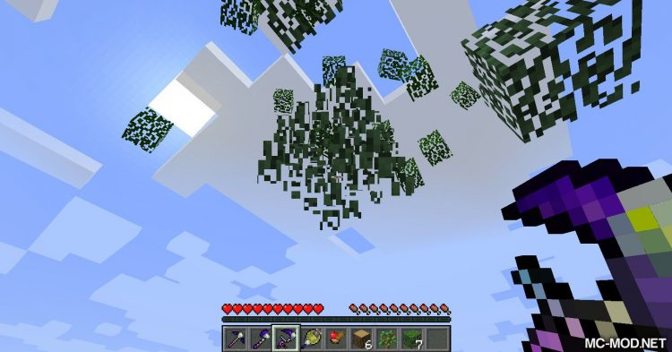 Tinker_s Skyblock mod for Minecraft 07