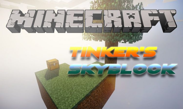 Tinker_s Skyblock mod for Minecraft logo