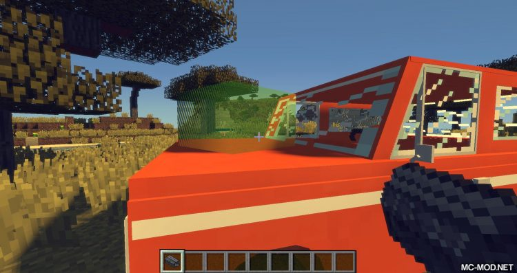 Transport Simulator Official Vehicle Set mod for minecraft 03