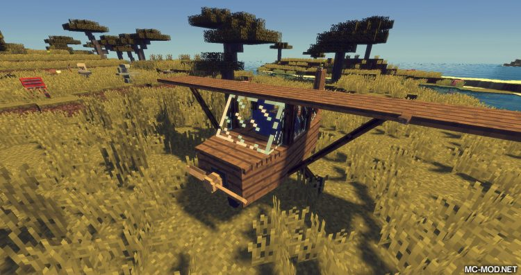 Transport Simulator Official Vehicle Set mod for minecraft 08