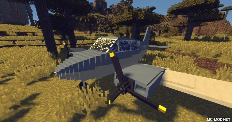 Transport Simulator Official Vehicle Set mod for minecraft 09