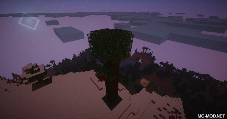 Trees of Stages mod for Minecraft (11)