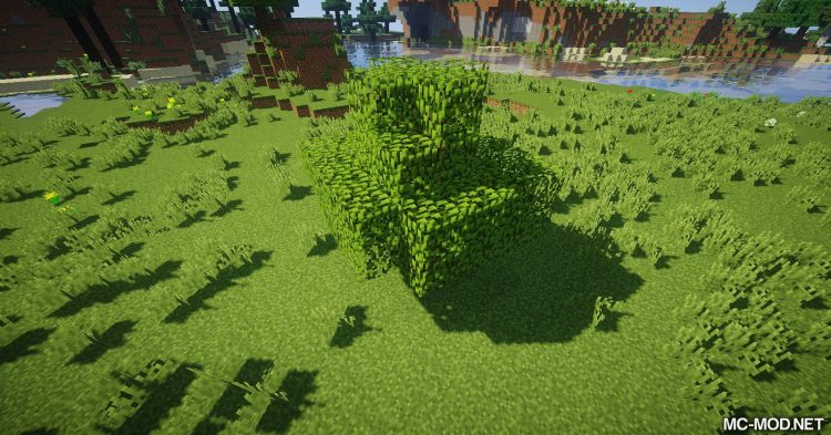 Trees of Stages mod for Minecraft (4)