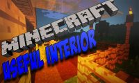 Useful Interior mod for Minecraft logo