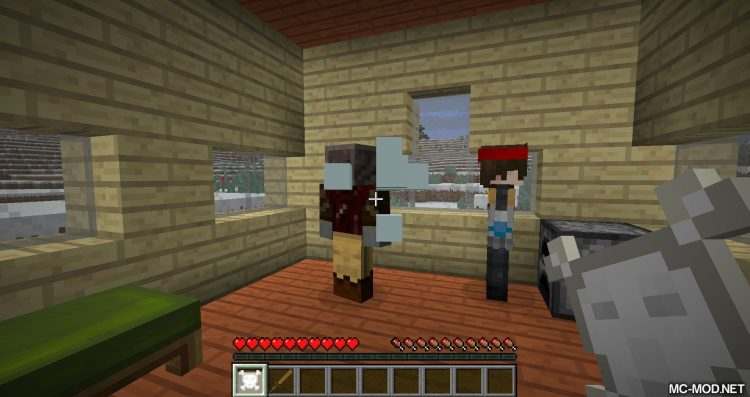 You are the mob mod for minecraft 06