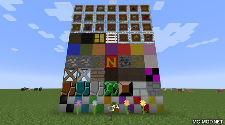 niftyblocks mod for minecraft 07