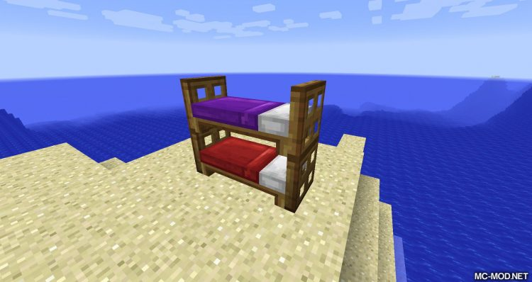 Bed Patch mod for minecraft 04