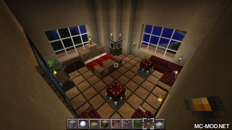Bed Patch mod for minecraft 06